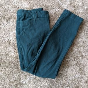 5 for $15! Green Denim Gap Pants